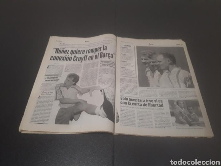 Coleccionismo deportivo: SPORT N° 5962. 8 DE JUNIO 1996. - Foto 16 - 256003390