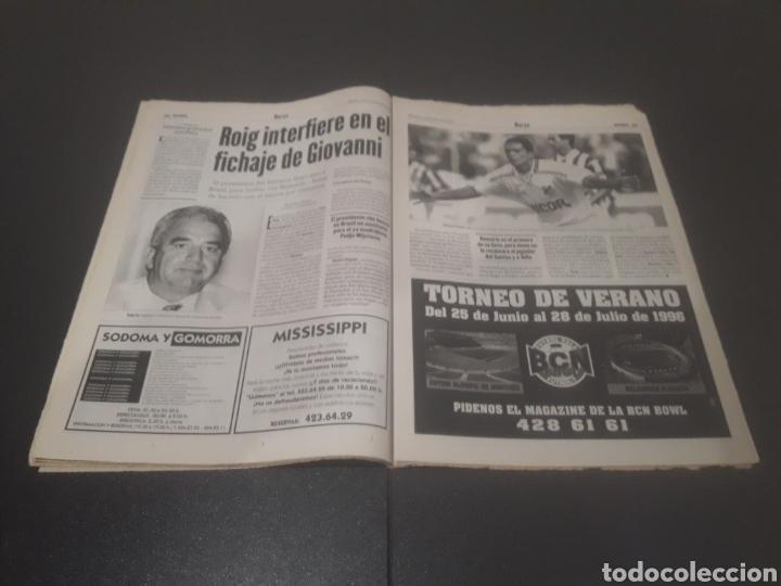 Coleccionismo deportivo: SPORT N° 5962. 8 DE JUNIO 1996. - Foto 17 - 256003390