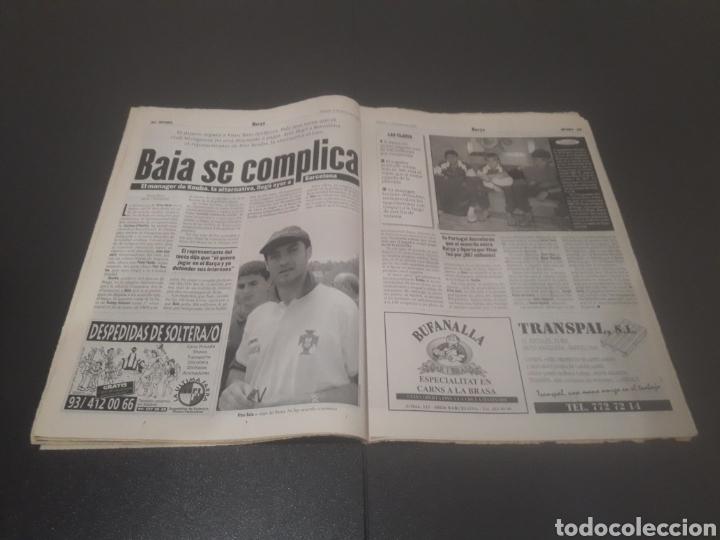 Coleccionismo deportivo: SPORT N° 5962. 8 DE JUNIO 1996. - Foto 18 - 256003390