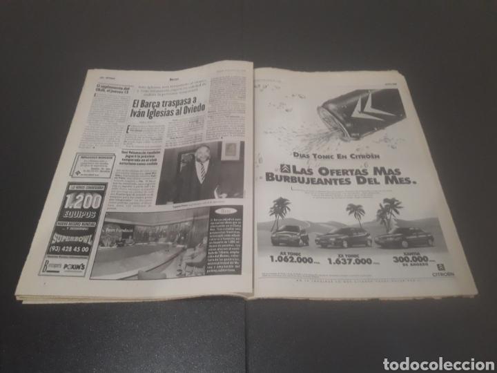 Coleccionismo deportivo: SPORT N° 5962. 8 DE JUNIO 1996. - Foto 20 - 256003390