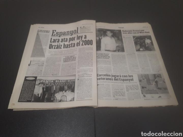 Coleccionismo deportivo: SPORT N° 5962. 8 DE JUNIO 1996. - Foto 21 - 256003390