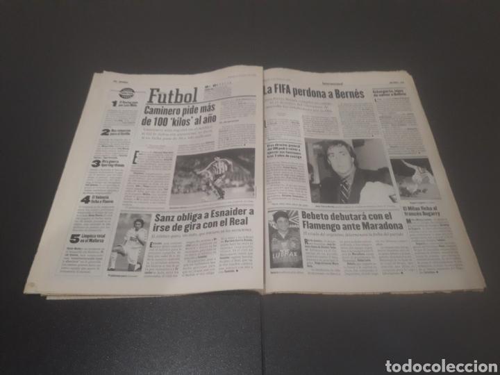 Coleccionismo deportivo: SPORT N° 5962. 8 DE JUNIO 1996. - Foto 22 - 256003390