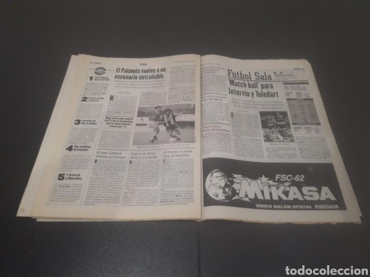 Coleccionismo deportivo: SPORT N° 5962. 8 DE JUNIO 1996. - Foto 24 - 256003390