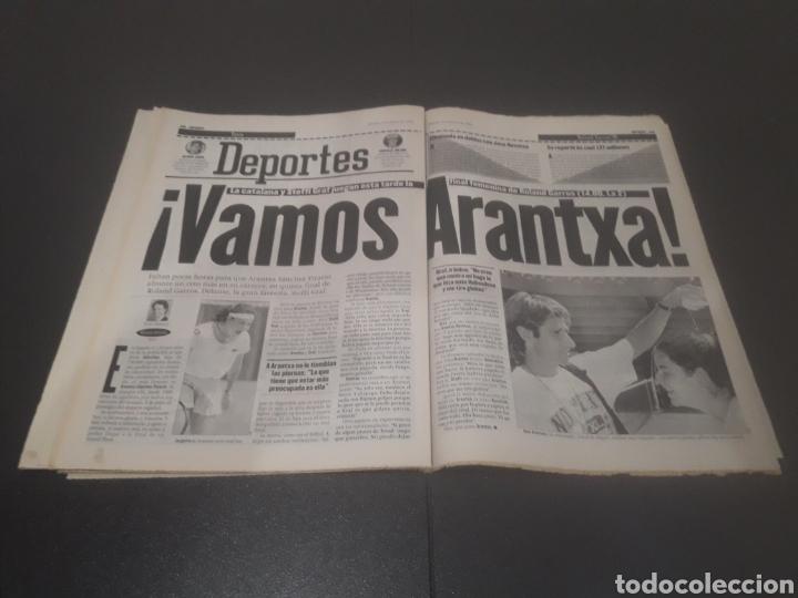 Coleccionismo deportivo: SPORT N° 5962. 8 DE JUNIO 1996. - Foto 25 - 256003390