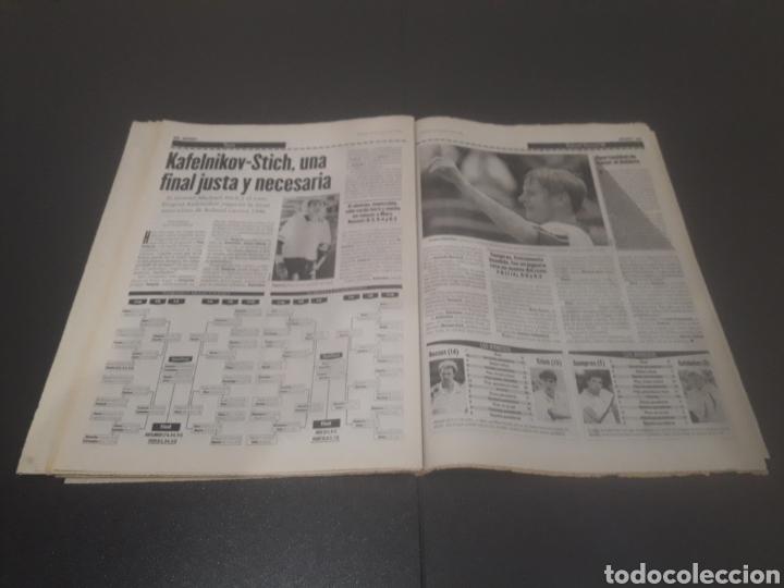 Coleccionismo deportivo: SPORT N° 5962. 8 DE JUNIO 1996. - Foto 27 - 256003390