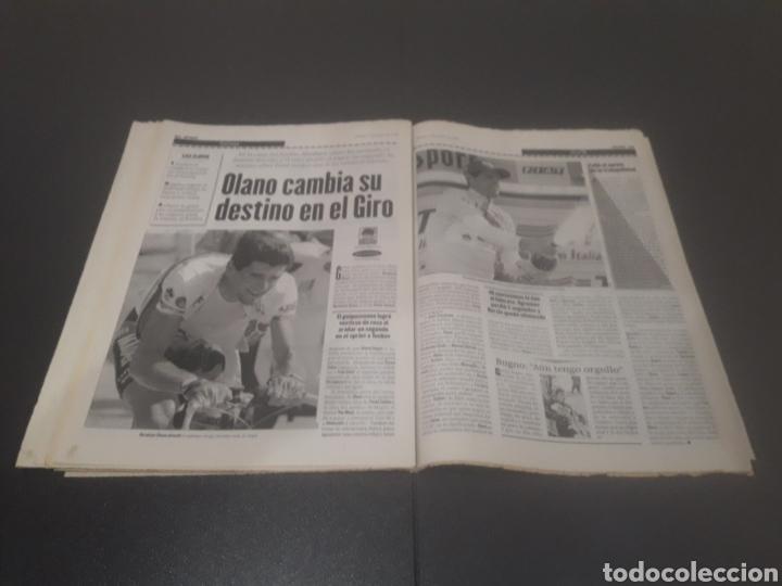 Coleccionismo deportivo: SPORT N° 5962. 8 DE JUNIO 1996. - Foto 28 - 256003390