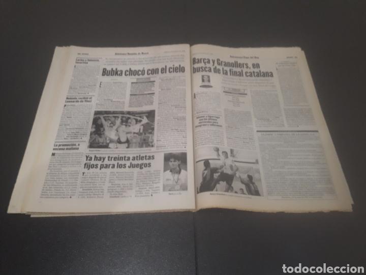 Coleccionismo deportivo: SPORT N° 5962. 8 DE JUNIO 1996. - Foto 32 - 256003390