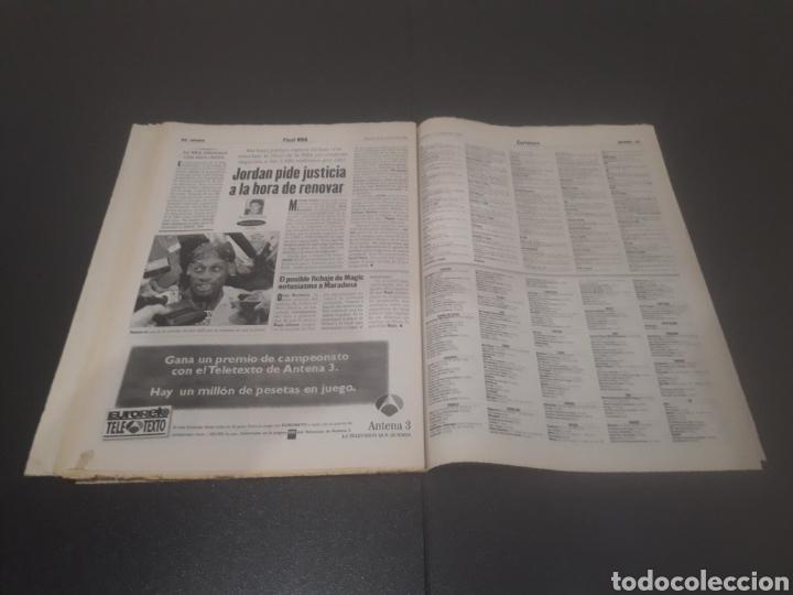 Coleccionismo deportivo: SPORT N° 5962. 8 DE JUNIO 1996. - Foto 34 - 256003390