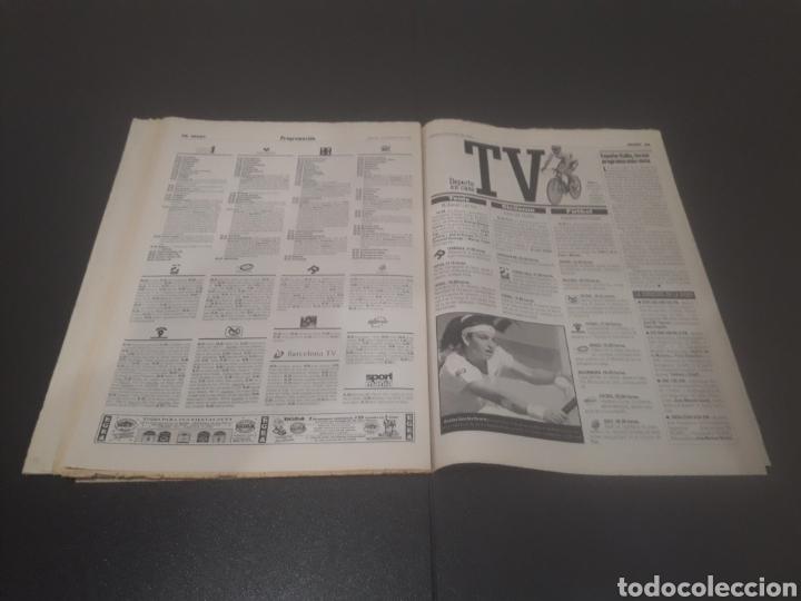 Coleccionismo deportivo: SPORT N° 5962. 8 DE JUNIO 1996. - Foto 35 - 256003390