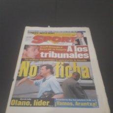 Coleccionismo deportivo: SPORT N° 5962. 8 DE JUNIO 1996.. Lote 256003390