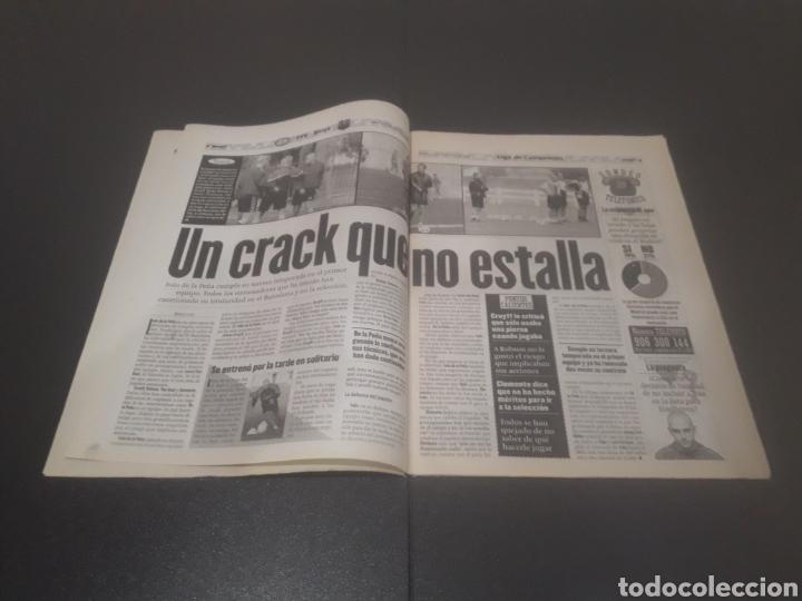 Coleccionismo deportivo: SPORT N° 6508. 9 DE DICIEMBRE 1997. - Foto 3 - 256005095