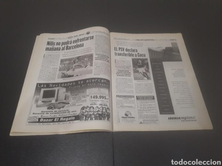 Coleccionismo deportivo: SPORT N° 6508. 9 DE DICIEMBRE 1997. - Foto 8 - 256005095