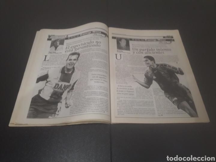 Coleccionismo deportivo: SPORT N° 6508. 9 DE DICIEMBRE 1997. - Foto 11 - 256005095