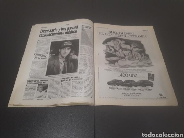 Coleccionismo deportivo: SPORT N° 6508. 9 DE DICIEMBRE 1997. - Foto 14 - 256005095