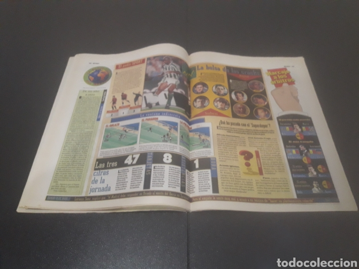 Coleccionismo deportivo: SPORT N° 6508. 9 DE DICIEMBRE 1997. - Foto 17 - 256005095