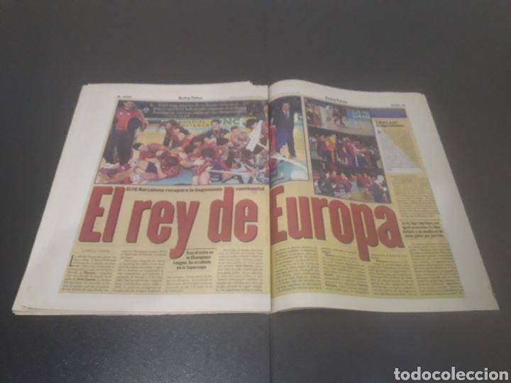 Coleccionismo deportivo: SPORT N° 6508. 9 DE DICIEMBRE 1997. - Foto 25 - 256005095