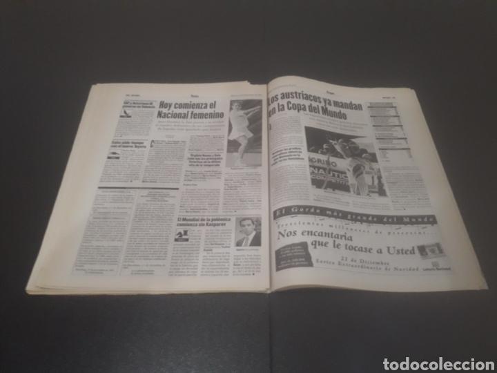 Coleccionismo deportivo: SPORT N° 6508. 9 DE DICIEMBRE 1997. - Foto 26 - 256005095