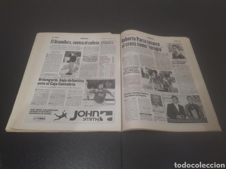 Coleccionismo deportivo: SPORT N° 6508. 9 DE DICIEMBRE 1997. - Foto 27 - 256005095