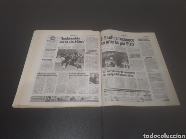 Coleccionismo deportivo: SPORT N° 6508. 9 DE DICIEMBRE 1997. - Foto 32 - 256005095