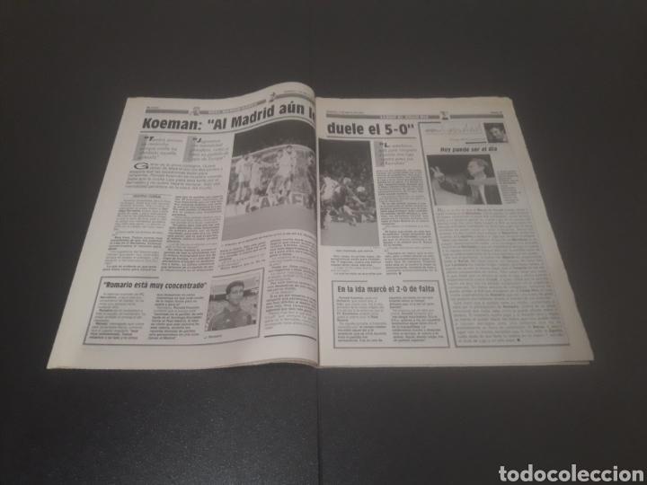 Coleccionismo deportivo: SPORT N° 5205. 7 DE MAYO 1994. - Foto 4 - 256006850