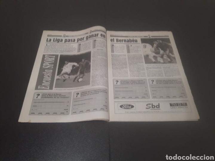 Coleccionismo deportivo: SPORT N° 5205. 7 DE MAYO 1994. - Foto 5 - 256006850