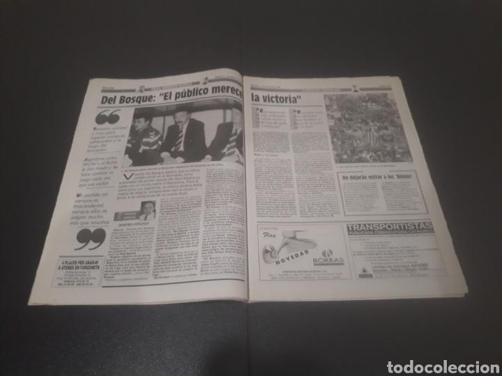 Coleccionismo deportivo: SPORT N° 5205. 7 DE MAYO 1994. - Foto 8 - 256006850