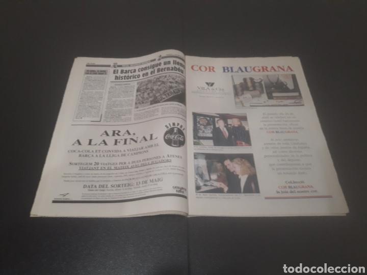 Coleccionismo deportivo: SPORT N° 5205. 7 DE MAYO 1994. - Foto 10 - 256006850