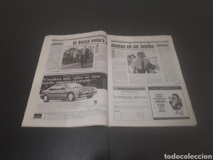 Coleccionismo deportivo: SPORT N° 5205. 7 DE MAYO 1994. - Foto 11 - 256006850