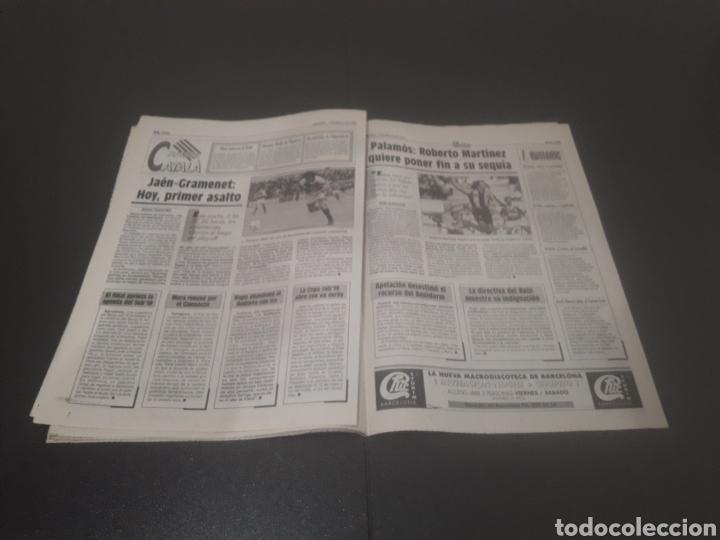 Coleccionismo deportivo: SPORT N° 5205. 7 DE MAYO 1994. - Foto 20 - 256006850