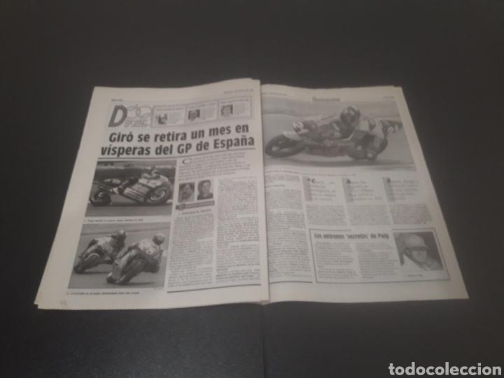 Coleccionismo deportivo: SPORT N° 5205. 7 DE MAYO 1994. - Foto 22 - 256006850