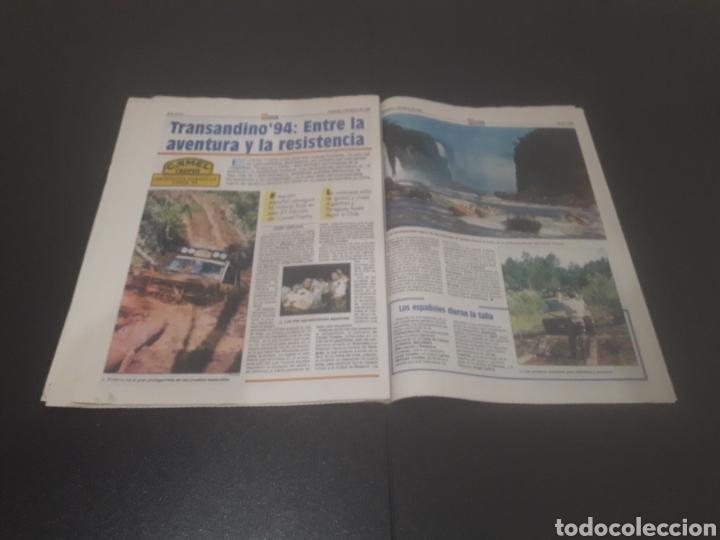 Coleccionismo deportivo: SPORT N° 5205. 7 DE MAYO 1994. - Foto 28 - 256006850