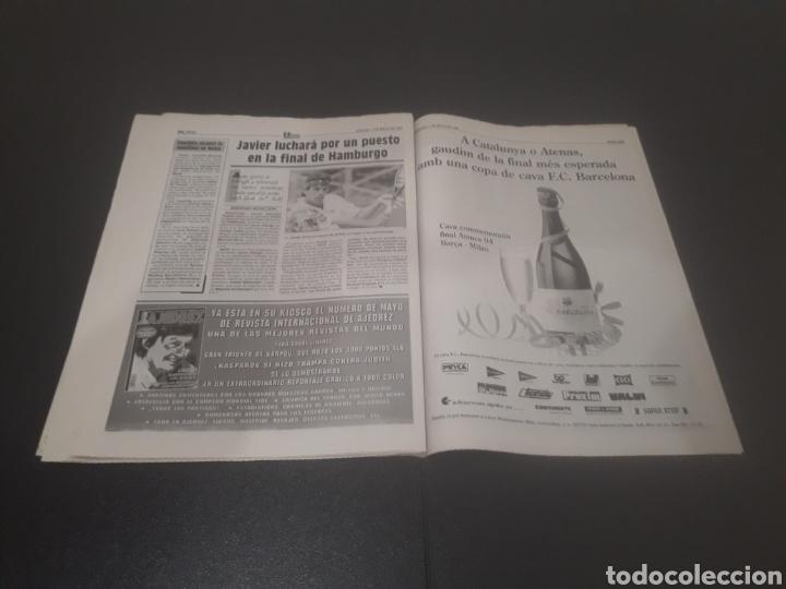 Coleccionismo deportivo: SPORT N° 5205. 7 DE MAYO 1994. - Foto 29 - 256006850