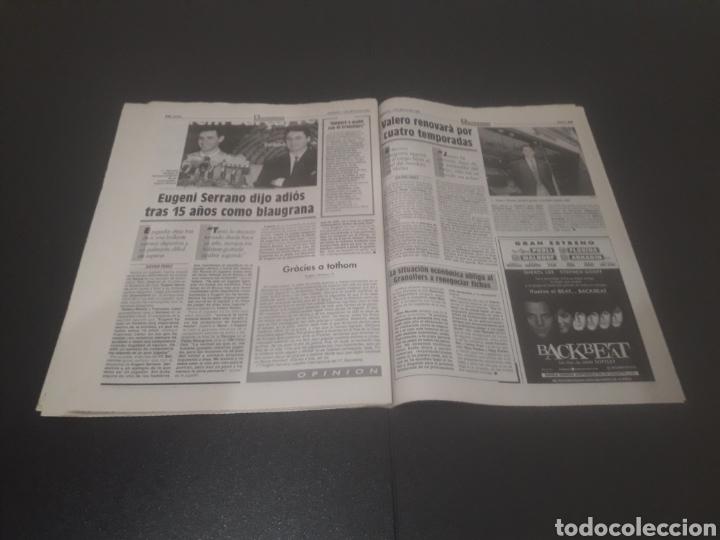 Coleccionismo deportivo: SPORT N° 5205. 7 DE MAYO 1994. - Foto 30 - 256006850