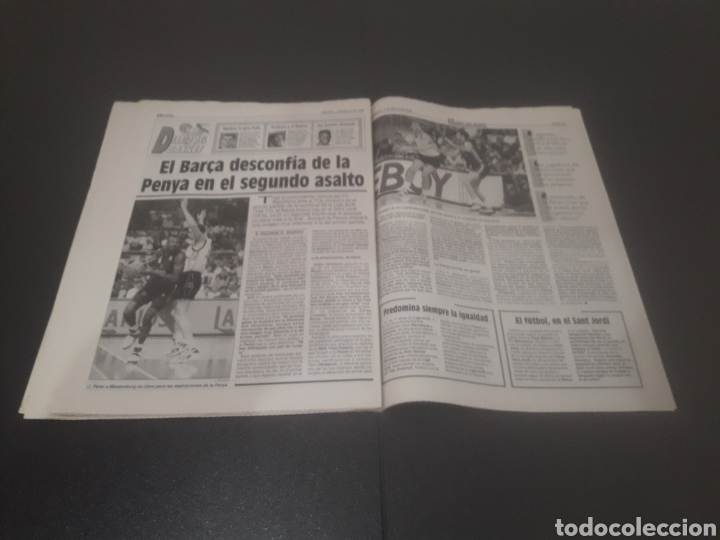 Coleccionismo deportivo: SPORT N° 5205. 7 DE MAYO 1994. - Foto 31 - 256006850