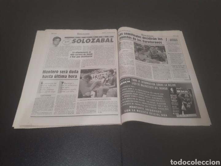 Coleccionismo deportivo: SPORT N° 5205. 7 DE MAYO 1994. - Foto 32 - 256006850