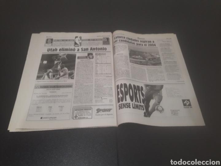 Coleccionismo deportivo: SPORT N° 5205. 7 DE MAYO 1994. - Foto 33 - 256006850