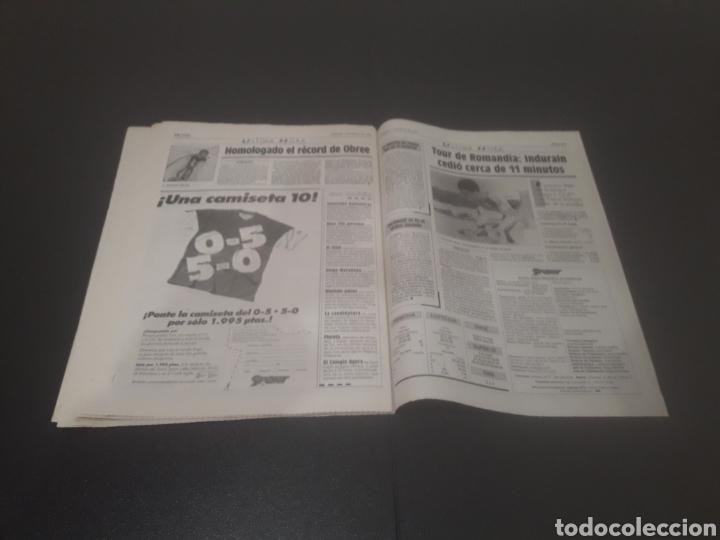 Coleccionismo deportivo: SPORT N° 5205. 7 DE MAYO 1994. - Foto 36 - 256006850