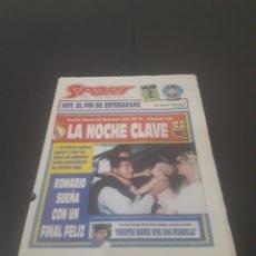 Coleccionismo deportivo: SPORT N° 5205. 7 DE MAYO 1994.. Lote 256006850