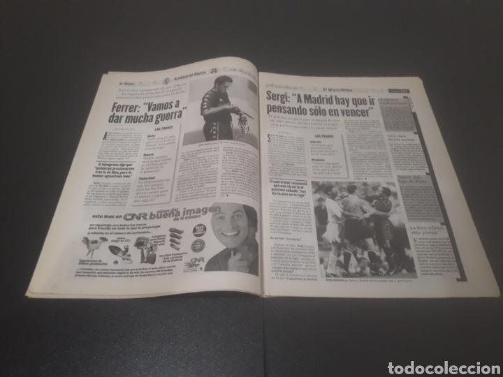 Coleccionismo deportivo: SPORT N° 6466. 28 DE OCTUBRE 1997. - Foto 7 - 256008765