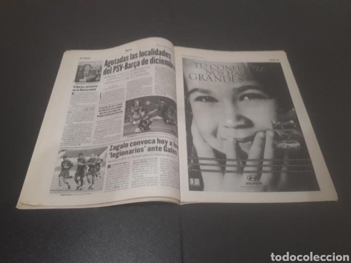 Coleccionismo deportivo: SPORT N° 6466. 28 DE OCTUBRE 1997. - Foto 12 - 256008765