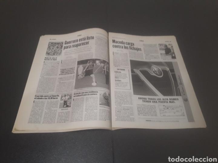 Coleccionismo deportivo: SPORT N° 6466. 28 DE OCTUBRE 1997. - Foto 15 - 256008765