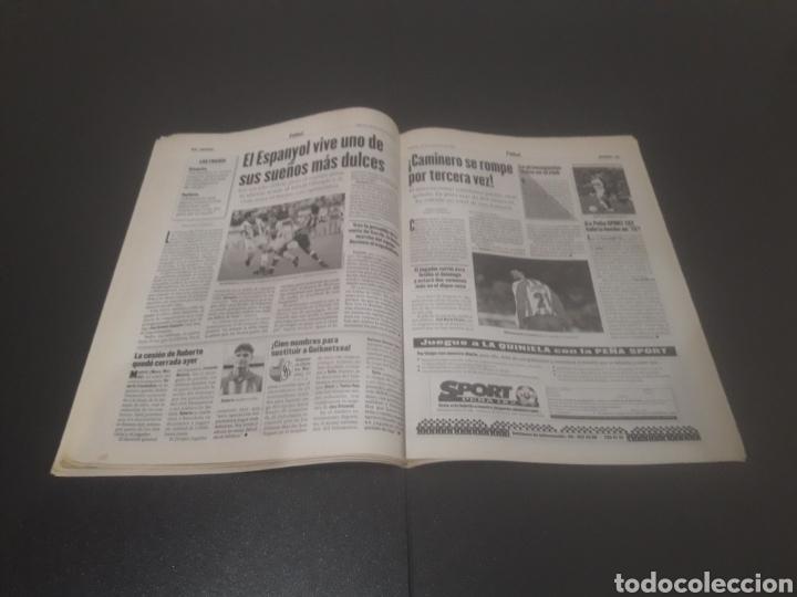 Coleccionismo deportivo: SPORT N° 6466. 28 DE OCTUBRE 1997. - Foto 16 - 256008765