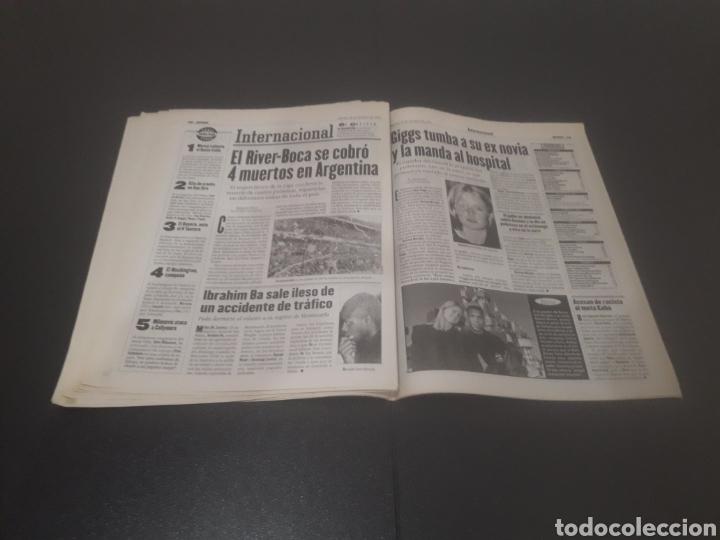 Coleccionismo deportivo: SPORT N° 6466. 28 DE OCTUBRE 1997. - Foto 22 - 256008765