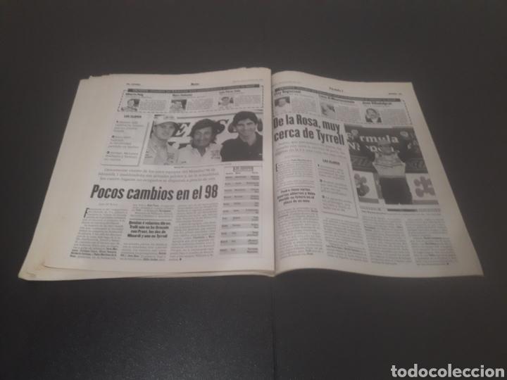Coleccionismo deportivo: SPORT N° 6466. 28 DE OCTUBRE 1997. - Foto 24 - 256008765