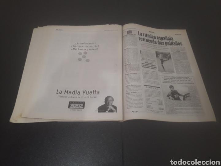 Coleccionismo deportivo: SPORT N° 6466. 28 DE OCTUBRE 1997. - Foto 27 - 256008765