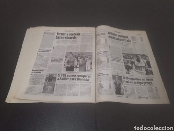 Coleccionismo deportivo: SPORT N° 6466. 28 DE OCTUBRE 1997. - Foto 29 - 256008765