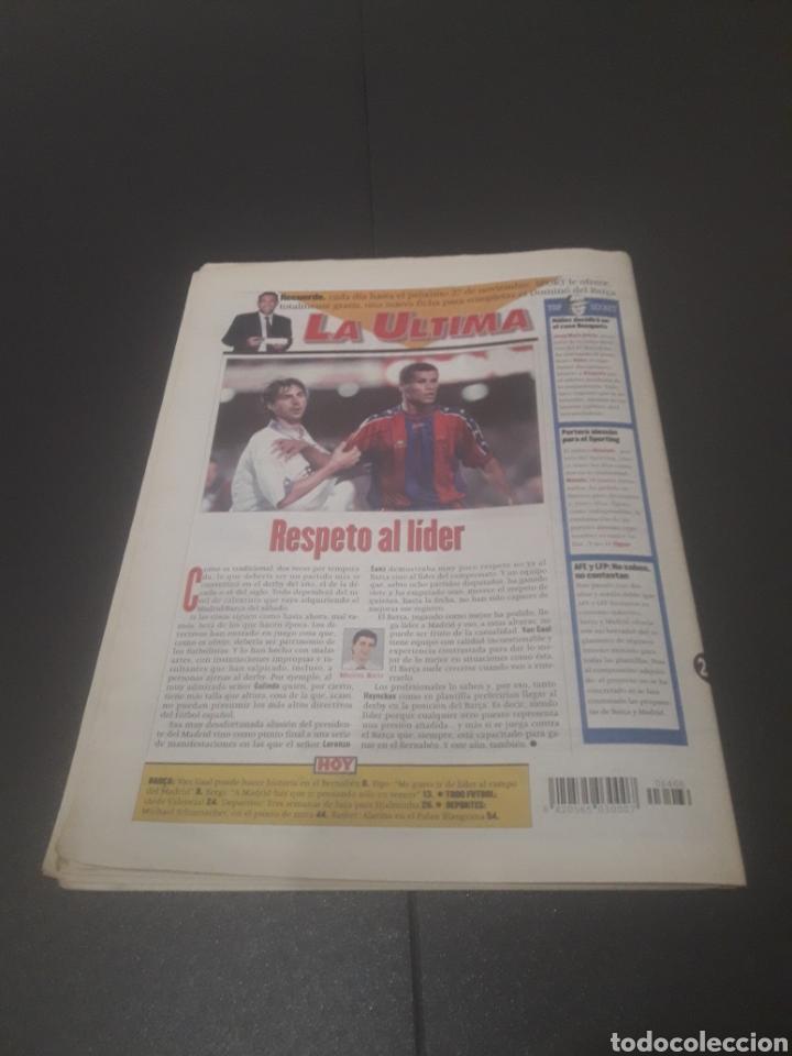 Coleccionismo deportivo: SPORT N° 6466. 28 DE OCTUBRE 1997. - Foto 33 - 256008765