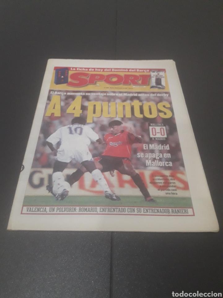 SPORT N° 6466. 28 DE OCTUBRE 1997. (Coleccionismo Deportivo - Revistas y Periódicos - Sport)
