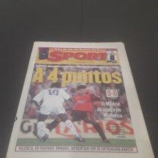 Coleccionismo deportivo: SPORT N° 6466. 28 DE OCTUBRE 1997.. Lote 256008765