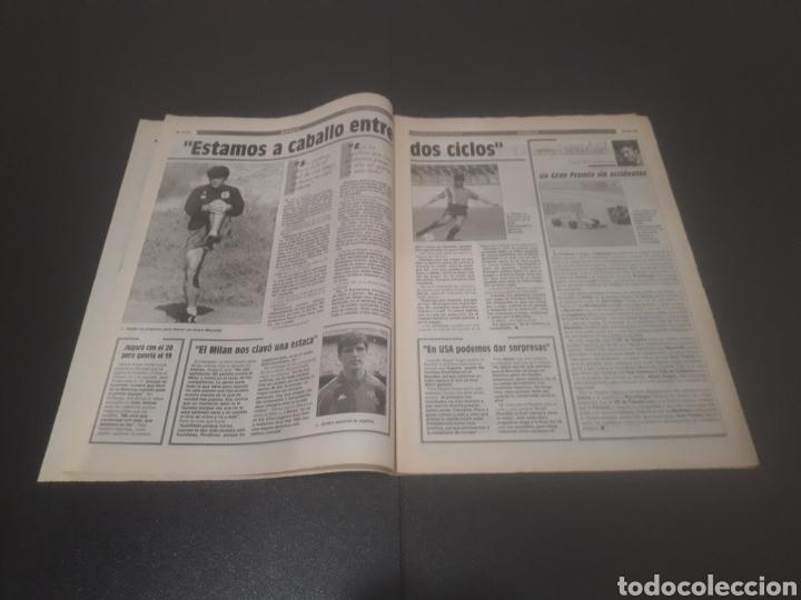 Coleccionismo deportivo: SPORT N° 5226. 28 DE MAYO 1994. - Foto 3 - 256010445